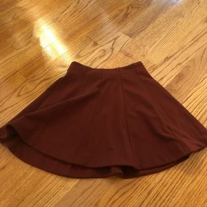 Urban Outfitters Pleated Skirt